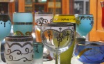 Syrian Glassware in Straight Street